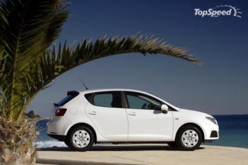 2009 SEAT Ibiza Ecomotive3418