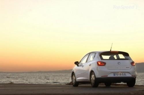 2009 SEAT Ibiza Ecomotive3419