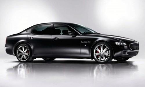 Comanda unui Nou Maserati Quattroporte va include, in premiera, si serviciile unui sofer3390