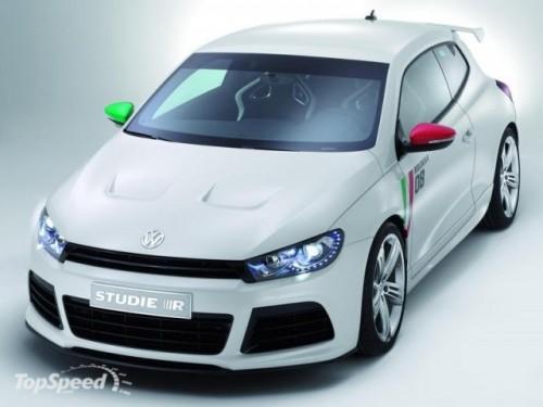 2009 Volkswagen Scirocco Study R3383