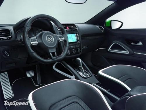 2009 Volkswagen Scirocco Study R3386