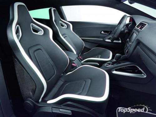 2009 Volkswagen Scirocco Study R3388