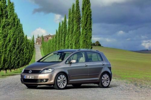 Volkswagen Golf Plus VI prezentat la salonul auto de la Bologna3365
