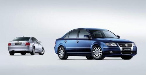 Volkswagen a lansat un Passat pe hidrogen3280