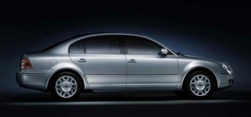 Volkswagen a lansat un Passat pe hidrogen3281