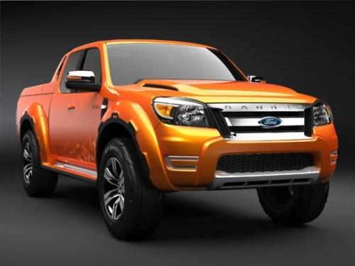 Ford prezinta conceptul Ranger Max la Motor Expo Thailanda3295