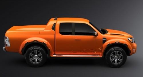 Ford prezinta conceptul Ranger Max la Motor Expo Thailanda3298