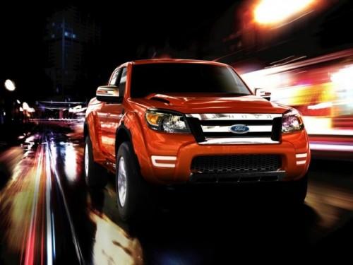 Ford prezinta conceptul Ranger Max la Motor Expo Thailanda3300
