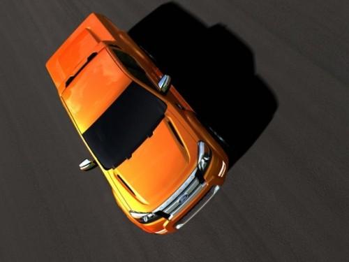 Ford prezinta conceptul Ranger Max la Motor Expo Thailanda3301