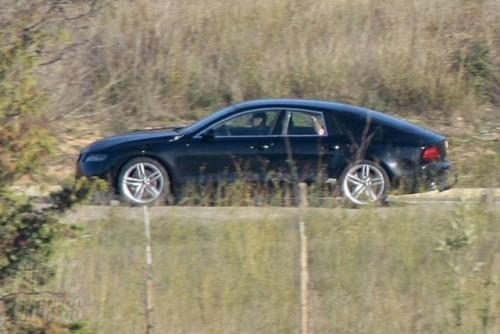 Audi A7 imagini-spion3245