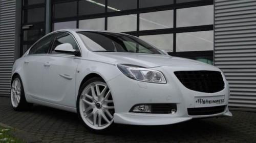 Opel Insignia via STEINMETZ - Pe urmele celor de la Irmscher3303