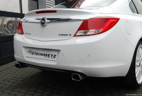 Opel Insignia via STEINMETZ - Pe urmele celor de la Irmscher3305
