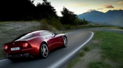 Prima Alfa 8C Competizione ajunge in SUA3291