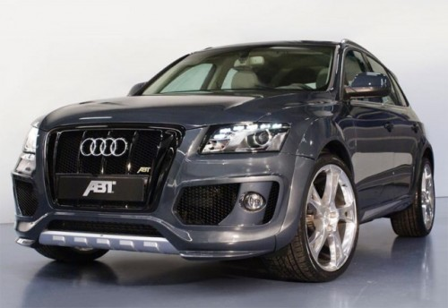 ABT Audi Q5 - Dezvelire prematura!3241