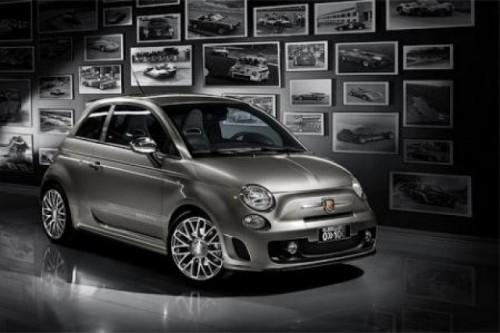 Fiat Abarth 500 - 100 ani de traditie3213