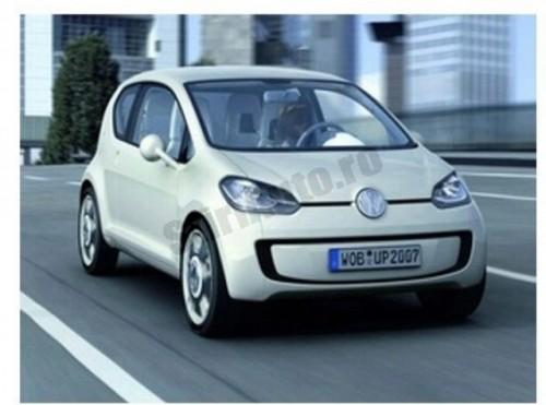 Volkswagen Chico, masina de 2 locuri pentru orasele aglomerate3203
