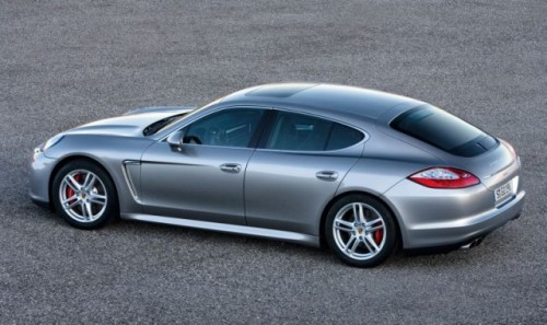 Porsche prezinta primele fotografii ale modelului Panamera Gran Turismo3164