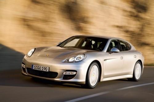 Porsche prezinta primele fotografii ale modelului Panamera Gran Turismo3166