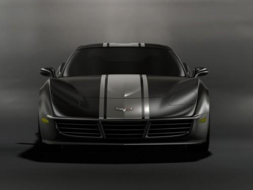 Corvette C3R Stingray - Faza a doua3111