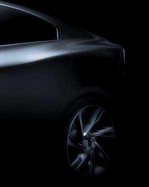 Volvo S60 Concept - Primele imagini oficiale3098