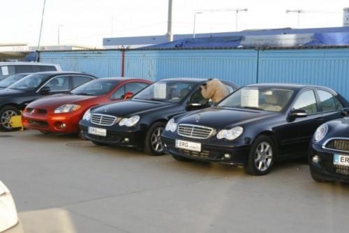 Vanzarile de masini second-hand au scazut cu 50 la suta3092