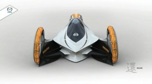 Mazda Kann castiga concursul de design de la salonul auto din Los Angeles3086