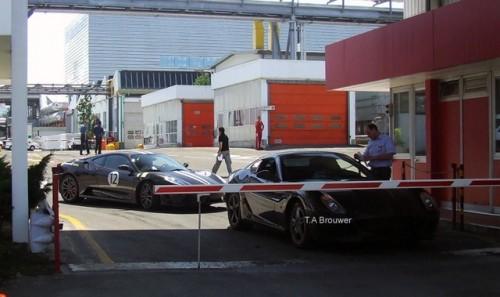 Ferrari 599 GTB Fiorano - O priveliste rara!3068