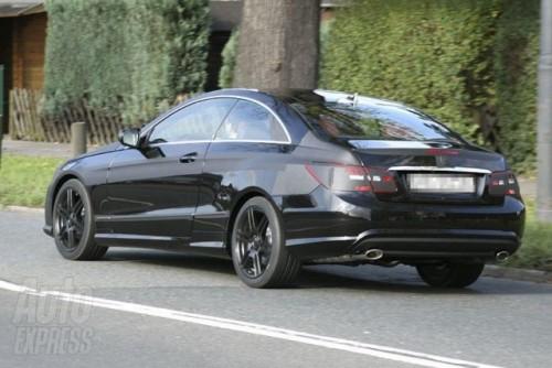 Premiera: Mercedes CLK undercover!!!3066