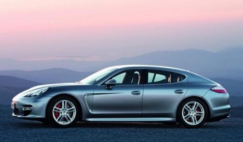 Porsche Panamera - Mai bine mai tarziu decat niciodata!3040