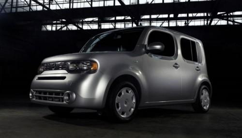 Nissan Cube - Reinviere la Los Angeles!3029