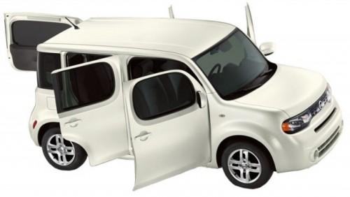 Nissan Cube - Reinviere la Los Angeles!3031