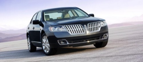 Lincoln MKZ - Un nou look, un nou potential3018