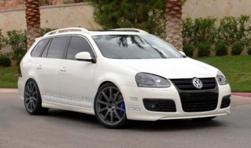Volkswagen Jetta TDI - Masina