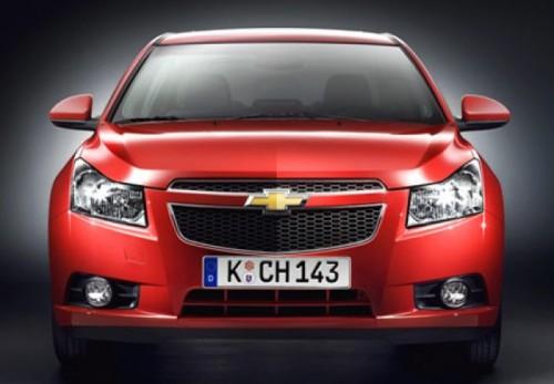Opel Insignia si Chevrolet Cruze 20093006