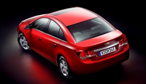 Opel Insignia si Chevrolet Cruze 20093008