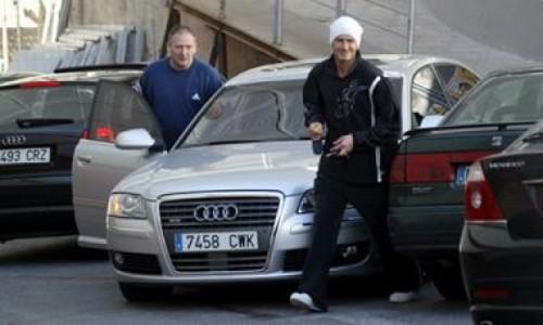 David Beckham, pasiune pentru masini2994