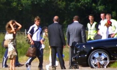 David Beckham, pasiune pentru masini2996