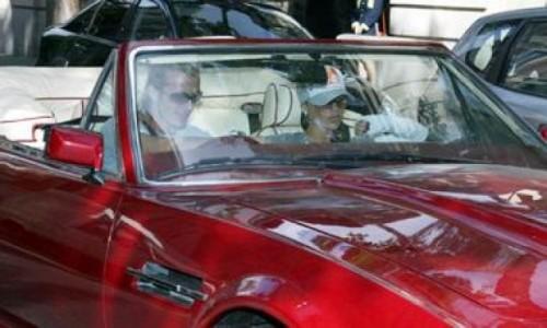 David Beckham, pasiune pentru masini2998