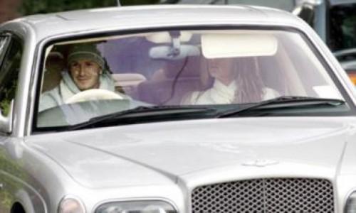 David Beckham, pasiune pentru masini2999
