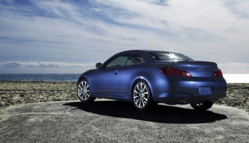 Infinity G37 Convertible - O noua extindere a liniei!2989