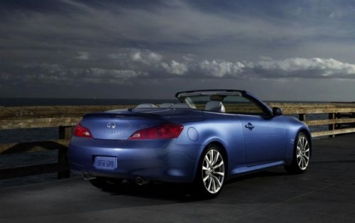 Infinity G37 Convertible - O noua extindere a liniei!2990
