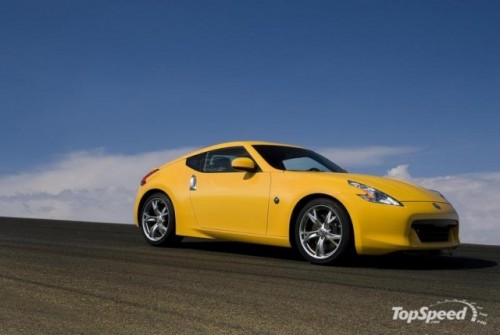 2009 Nissan 370Z Coupe2981