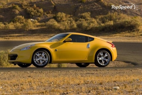 2009 Nissan 370Z Coupe2982