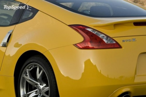 2009 Nissan 370Z Coupe2983
