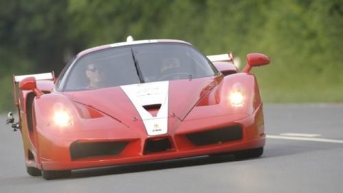Ferrari FXX - De pe pista pe sosele!2976