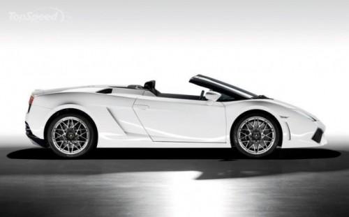 2009 Lamborghini Gallardo LP 560-4 Spyder2950