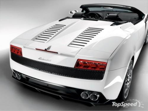 2009 Lamborghini Gallardo LP 560-4 Spyder2951