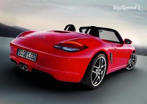 2009 Porsche Boxster2901