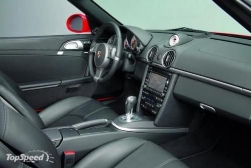 2009 Porsche Boxster2902
