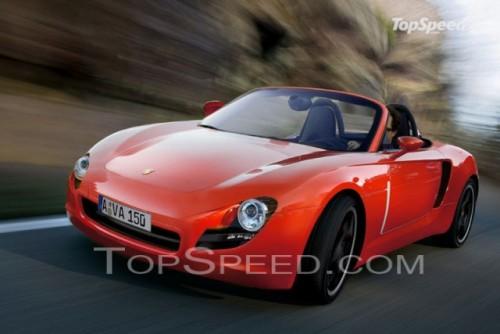 Asa ar putea arata viitorul Porsche 914?2875